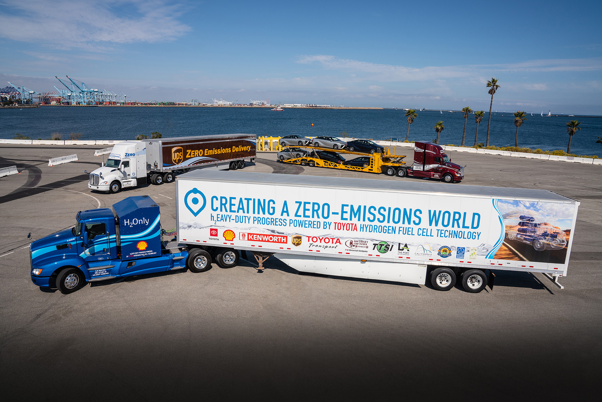 The Future of Zero-Emission Trucking Takes Another Leap