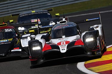 2018-19 WEC Round 7 Total 6 Hours of Spa-Francorchamps