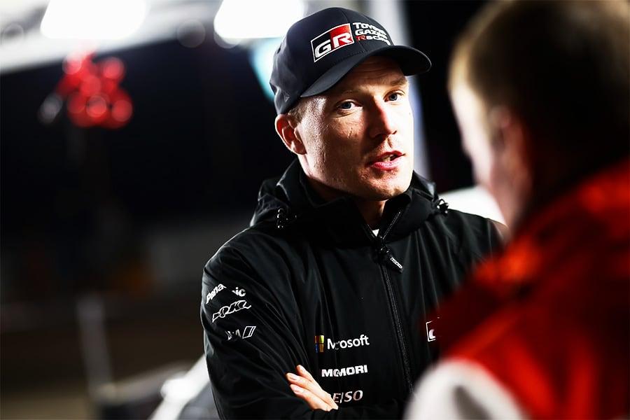 Jari-Matti Latvala (Driver car 10)