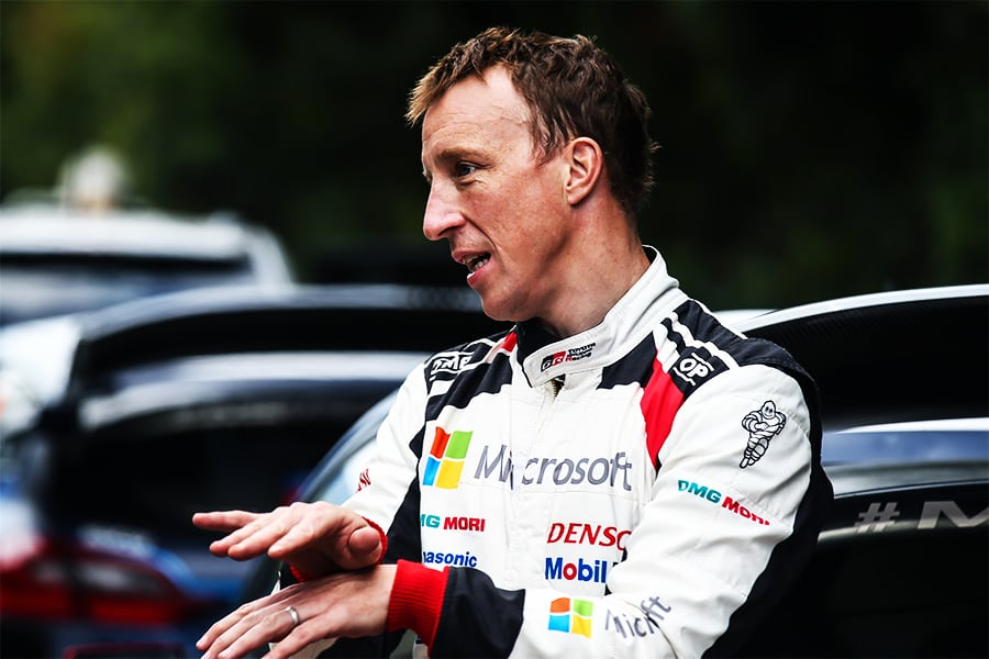 Kris Meeke (Driver car 5)
