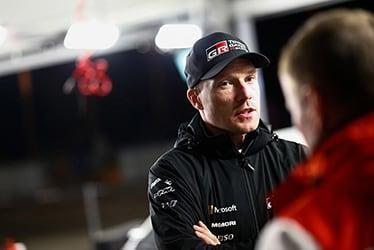 Jari-Matti Latvala, driver; 2019 WRC Round 6 Rally Chile