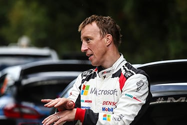 Kris Meeke, driver; 2019 WRC Round 6 Rally Chile