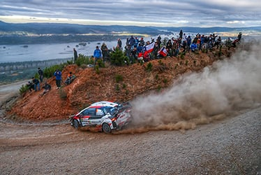 2019 WRC Round 6 Rally Chile