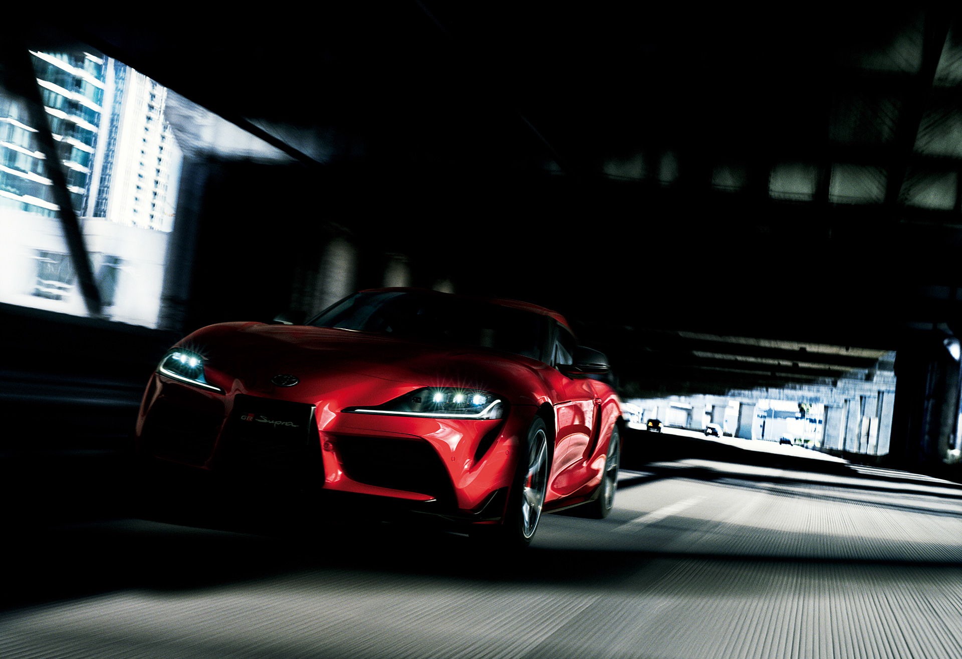 Toyota Rolls Out New Supra | Toyota | Global Newsroom | Toyota Motor