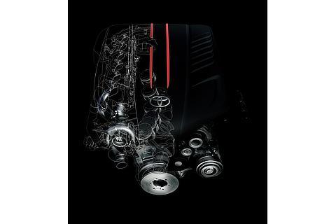Inline 6-Cylinder Engine