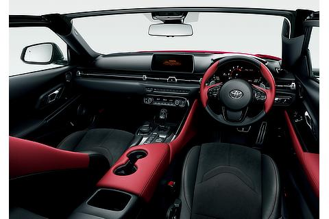 RZ (Ignition Red interior)