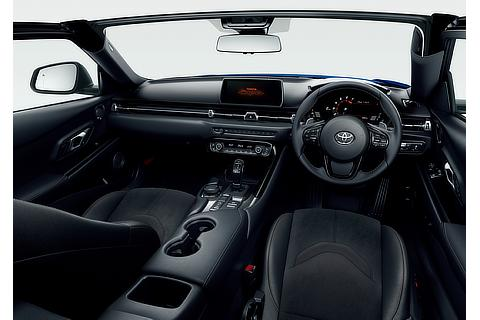 SZ-R (Black interior)