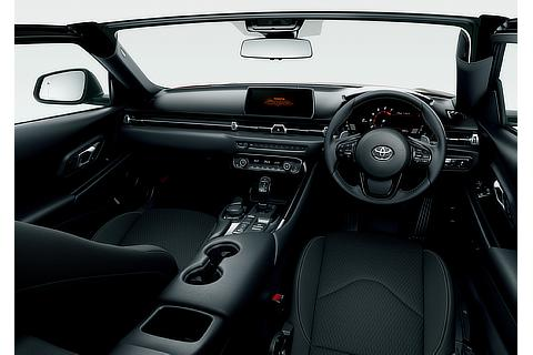 SZ (Black interior)
