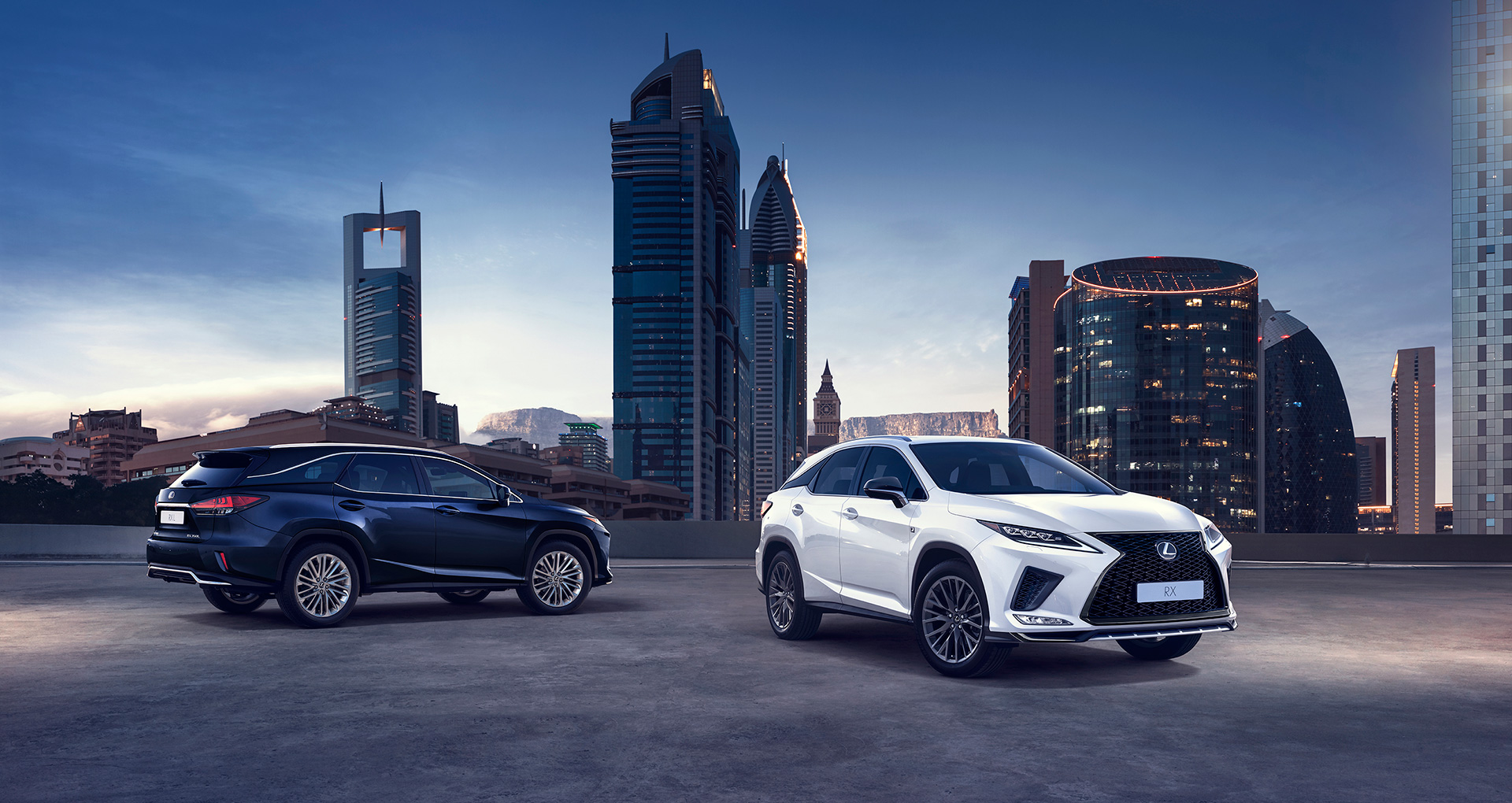 New Lexus RX Makes World DebutThe Pioneer of the Luxury SUV Segment Evolves to New Heights Equipped with the Latest Technology - Image 8