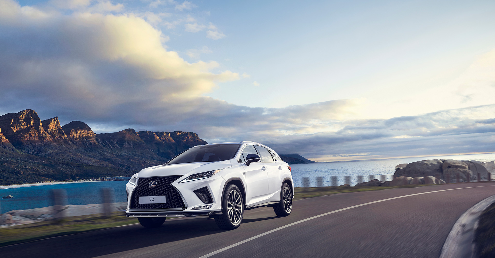 New Lexus RX Makes World DebutThe Pioneer of the Luxury SUV Segment Evolves to New Heights Equipped with the Latest Technology - Image 6