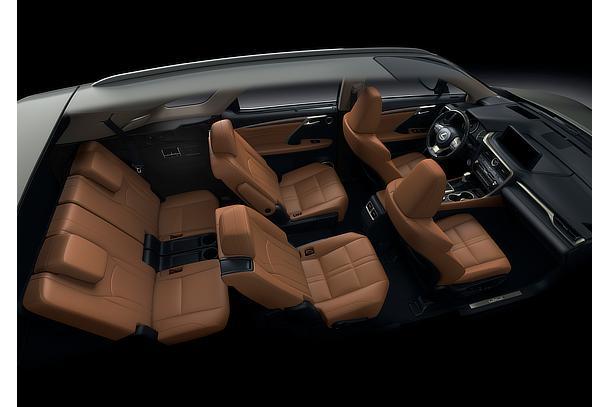 New Lexus RX Makes World Debut | Lexus | Global Newsroom