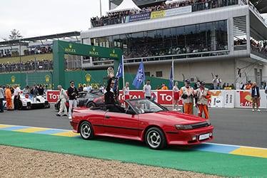 【GAZOO Racing Company President】友山 茂樹 2018-19 WEC Round 8 Le Mans 24 Hours