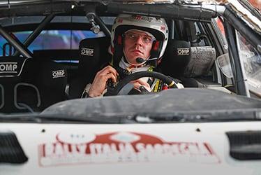 【ドライバー】ヤリ-マティ・ラトバラ 2019 WRC Round 8 Rally Italia Sardegna