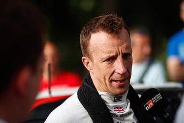 【ドライバー】クリス・ミーク 2019 WRC Round 8 Rally Italia Sardegna