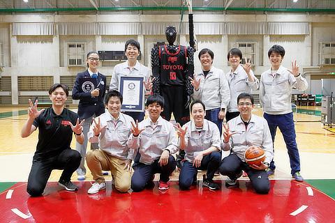 CUE3ギネス世界記録挑戦