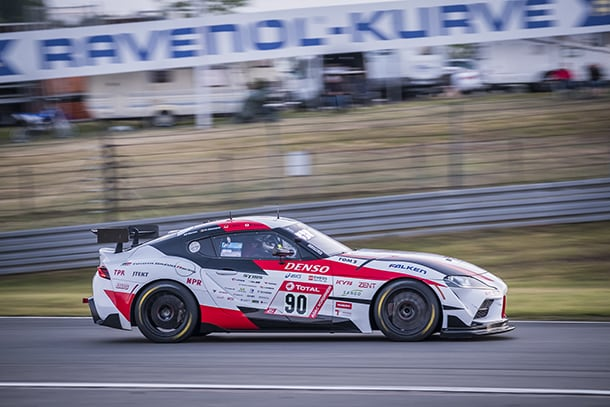24 Hours of Nürburgring 2019 GR Supra finishes in 41st place