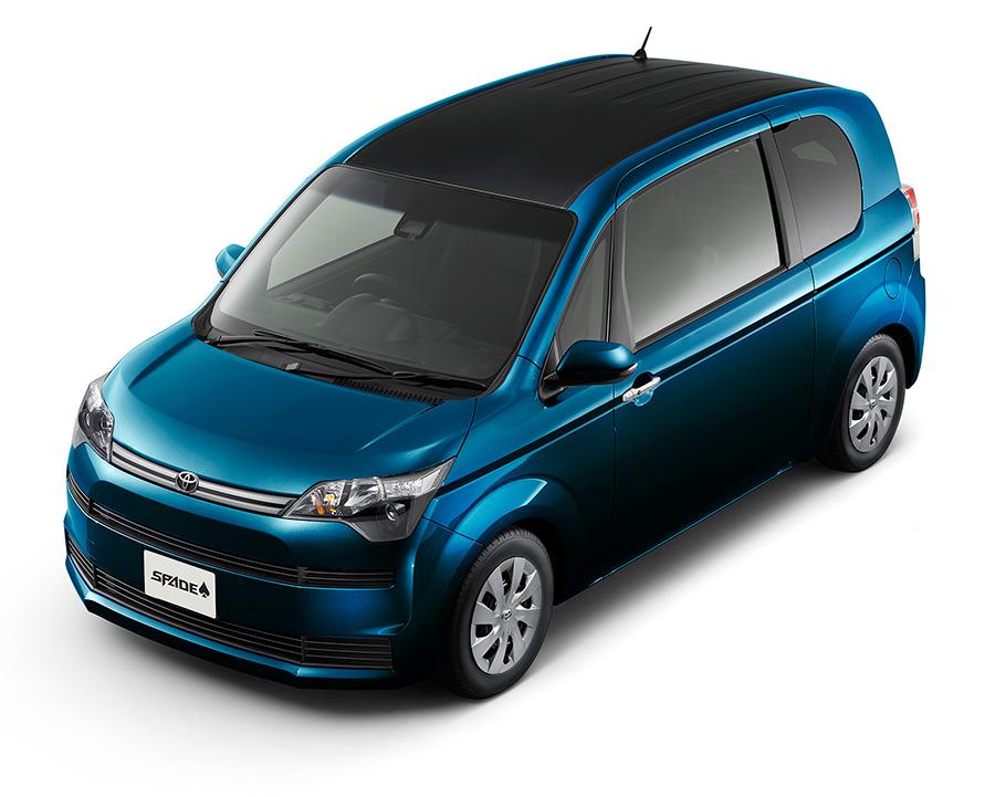 """スペイド 特別仕様車 F""""Noble collection""""(2WD)<オプション装着車>"""