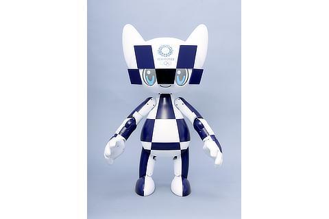 東京2020マスコットロボット ミライトワ