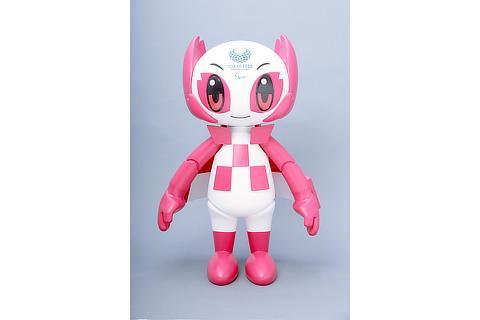 東京2020マスコットロボット ソメイティ