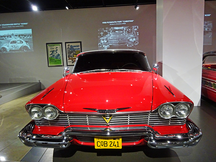 "(1958 PLYMOUTH FURY ""CHRISTINE"")"