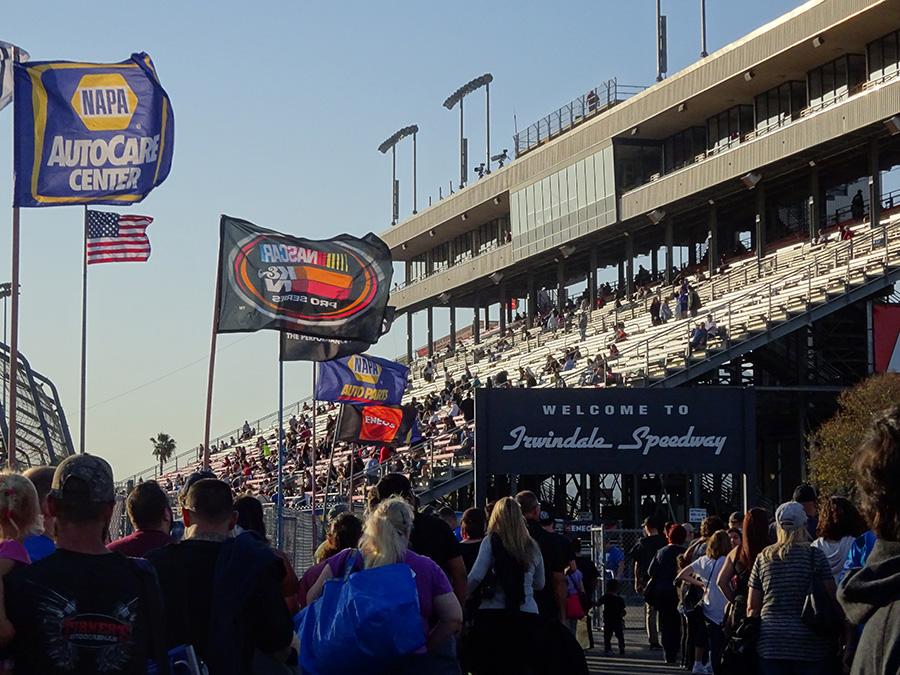 NASCAR K&N Pro Series West
