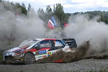 2019 WRC Round 9 Rally Finland