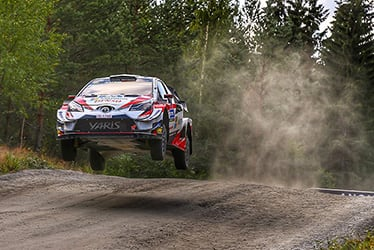 2019 WRC Round 9 Rally Finland