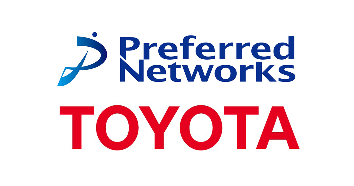 Toyota And Preferred Networks To Begin Joint Development On Service Robots That Cater To Market Needs Corporate Global Newsroom Toyota Motor Corporation Official Global Website Is that prefered is while preferred is (prefer). toyota and preferred networks to begin