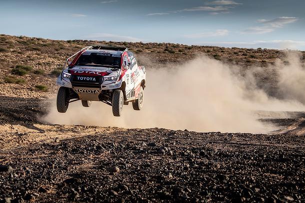 Dakar Rally 2020 Toyota Motor Corporation Official Global