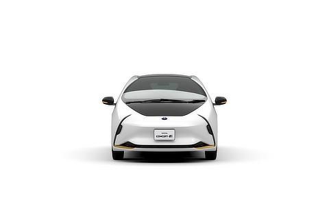 TOYOTA Concept-i (Front)