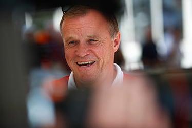 Tommi Mäkinen, Team Principal; 2019 WRC Round 10 Rallye Deutschland