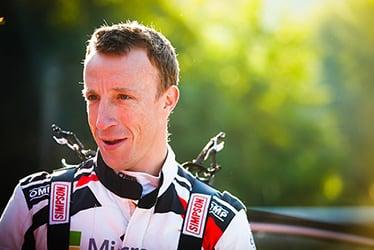 Kris Meeke, driver; 2019 WRC Round 10 Rallye Deutschland