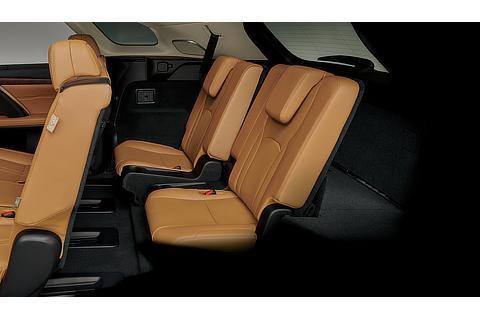 RX450hL(インテリアカラー : オーカー)<オプション装着車>