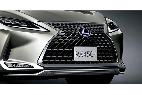 "RX450h""version L""(ソニックチタニウム)<オプション装着車>"