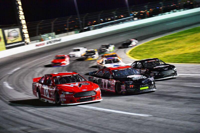 NASCAR レース