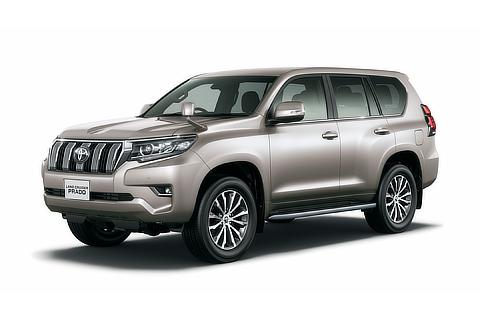 "2017 Prado ""150"" Series Minor change"