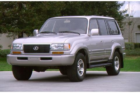 1996 LX 450