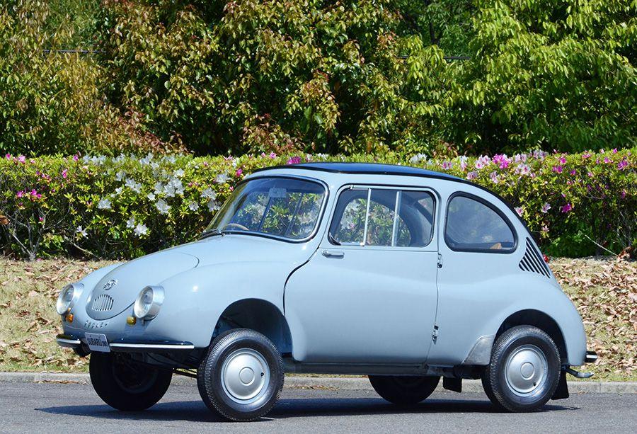 スバル 360 K111型(昭和34年/1959年・日本)
