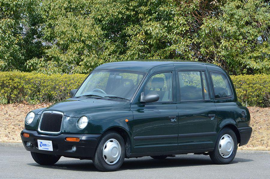 """LTI TX1 """"ロンドンタクシー""""(2001年・イギリス)"""