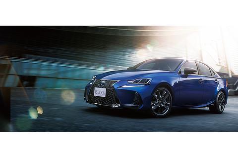 "IS300h 特別仕様車""I Blue""(ヒートブルーコントラストレイヤリング)"