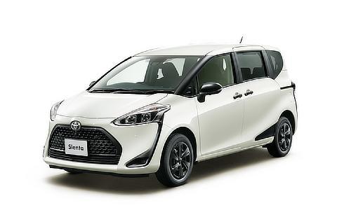 """シエンタ 特別仕様車 G""""GLAMPER""""(4WD)(ホワイトパールクリスタルシャイン)"""