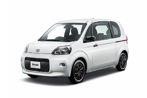 """ポルテ 特別仕様車 F""""GLAMPER""""(4WD)(ホワイトパールクリスタルシャイン)"""