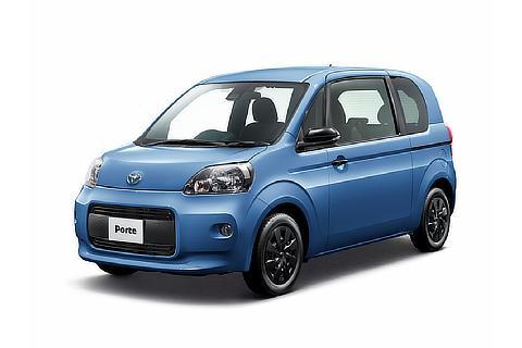 """ポルテ 特別仕様車 F""""GLAMPER""""(4WD)(グレイッシュブルー)"""