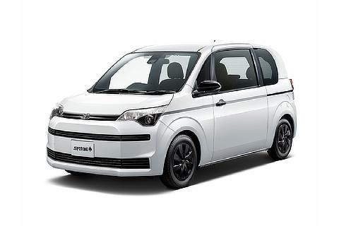 """スペイド 特別仕様車 F""""GLAMPER""""(2WD)(ホワイトパールクリスタルシャイン)"""