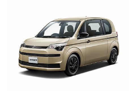 """スペイド 特別仕様車 F""""GLAMPER""""(2WD)(ベージュ)"""