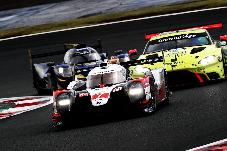 2019-20 WEC Round 2 6 Hours of Fuji