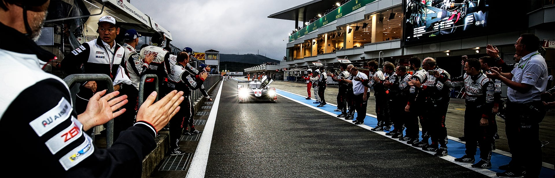 Fuji Triumph for TOYOTA GAZOO Racing