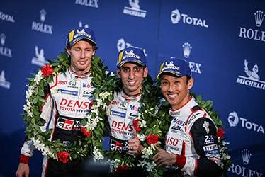 Brendon Hartley / Sébastien Buemi / Kazuki Nakajima, driver; 2019-20 WEC Round 2 6 Hours of Fuji