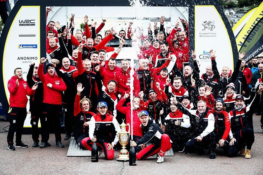 WRC 2019 Team