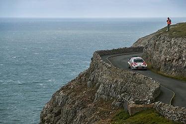 2019 WRC Round 12 Rally GB